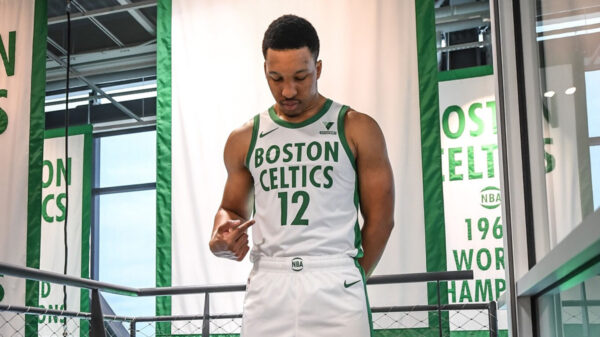 New Boston Celtics City Edition Is A Banner Moment