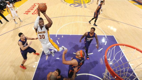 New Lakers Keep Rising Against The Phoenix Suns