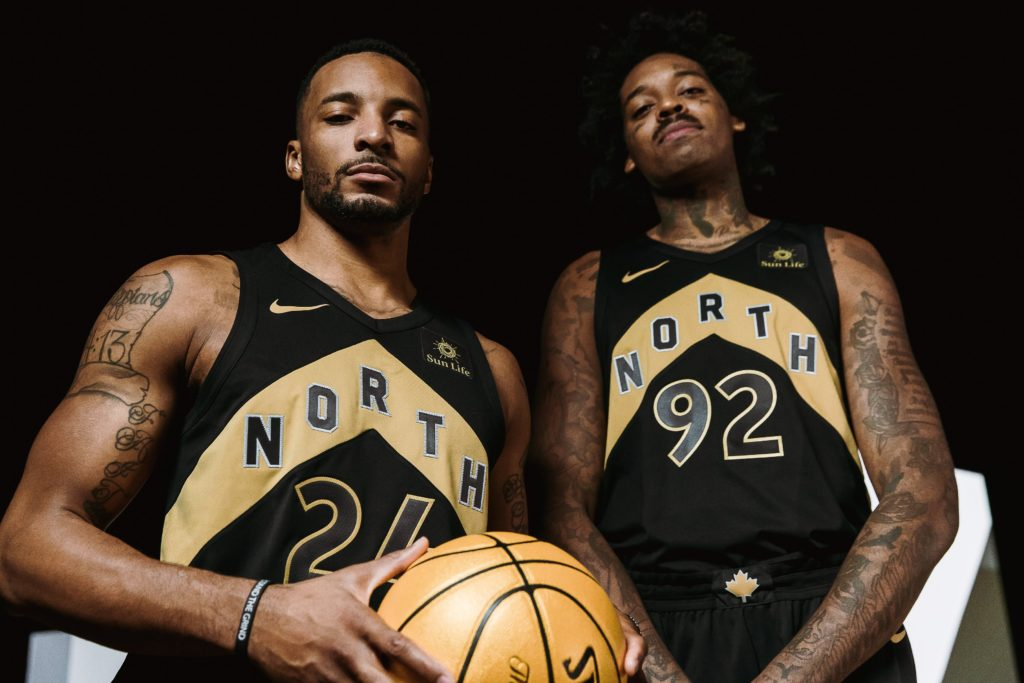New Toronto 'City' Jerseys Point North To The 6