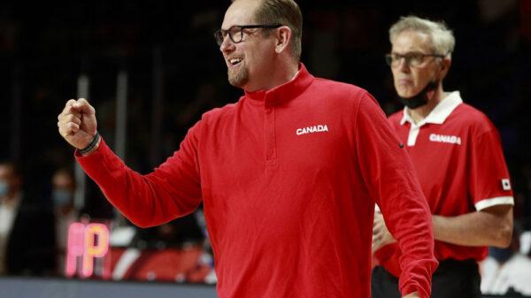 Nick nurse agrees to coach canada through paris 2024 olympic games