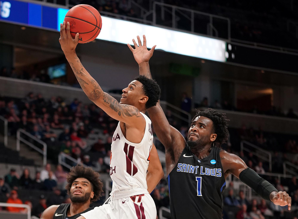 Nickeil Alexander-Walker propels Hokies' to 2nd-round first time in 12 years