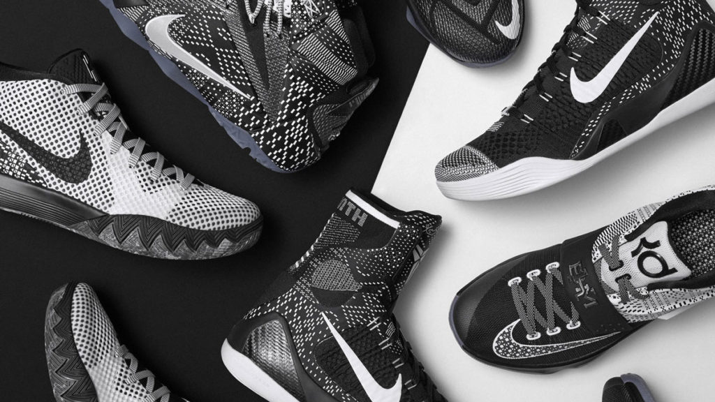 Nike 2015 Black History Month (bhm) Collection