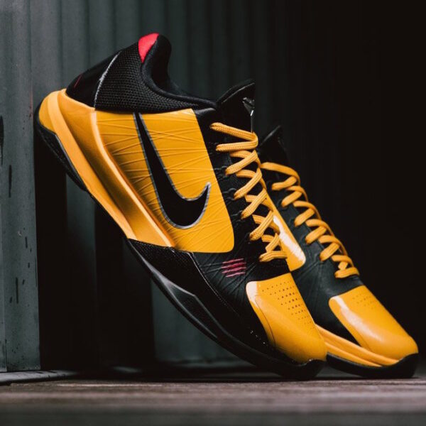 Nike And Bruce Lee Enter The Mamba With Kobe 5