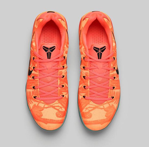Nike & Kobe go from Madarin to Mango