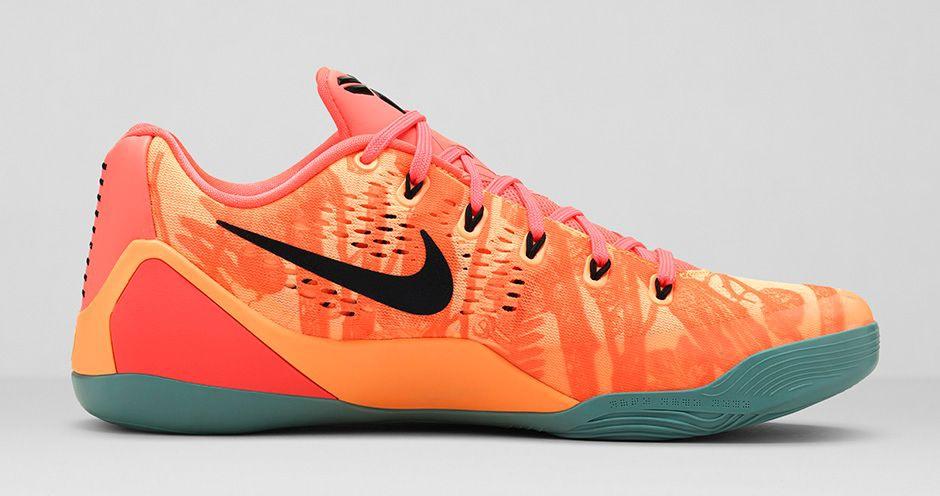 Nike & Kobe go from Mandarin to Mango