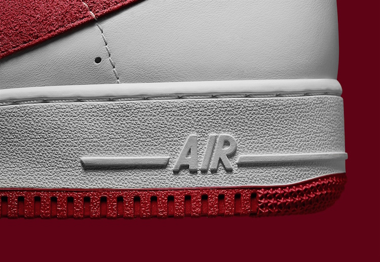 Nike Air Force 1 High On It's Way Back Into Trends?