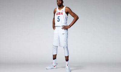 Nike Team Usa Just Do It For 2016 Rio Olympic Games