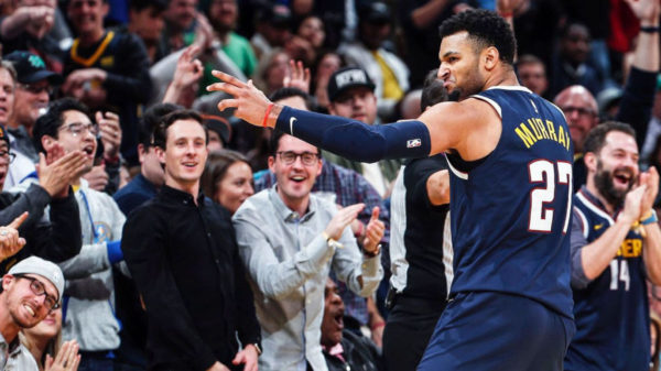 Nuggets Jamal Murray Blue Arrow Highest Paid Canadian 5 Year 170m Deal