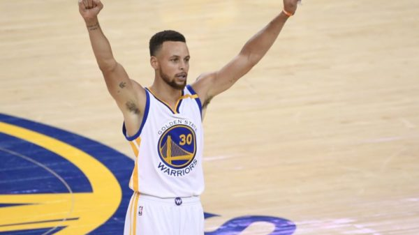 Oakland Gold…This Is The Last Time Golden State Will Be NBA Champions