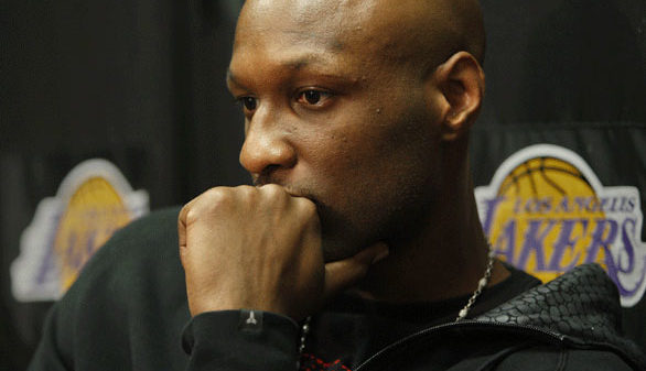 Odom Is Owed More Than This