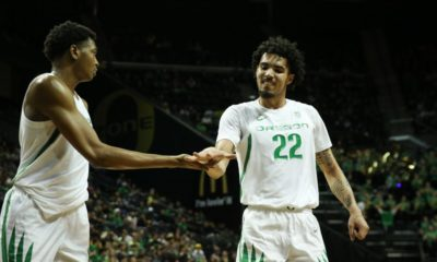 Oregon's Canadian Basketball Freshman Addison Patterson Drops Perfect Game In Blow-out Win