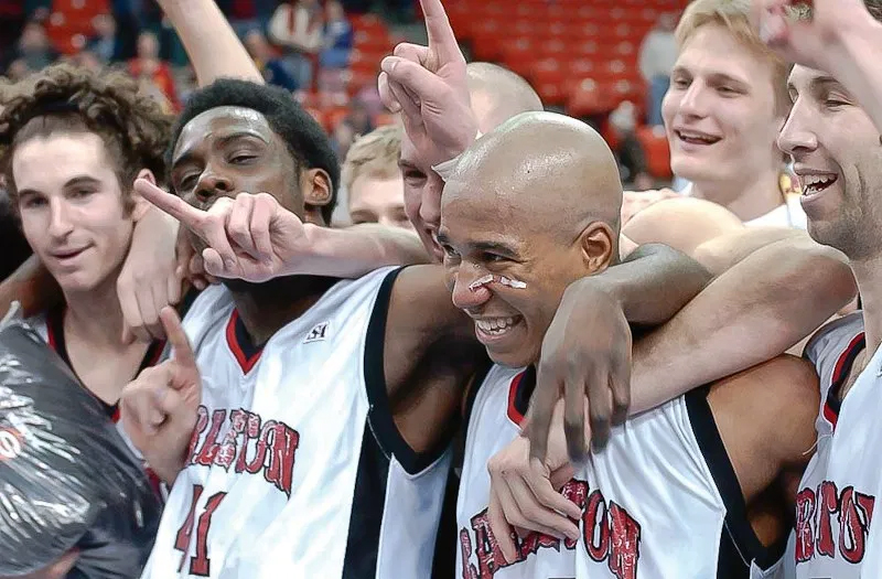 osvaldo jeanty carleton ravens win first ever u sports mens basketball championship in 2003
