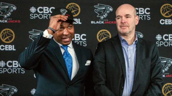 Ottawa Blackjacks Select Osvaldo Jeanty As First Ever Head Coach