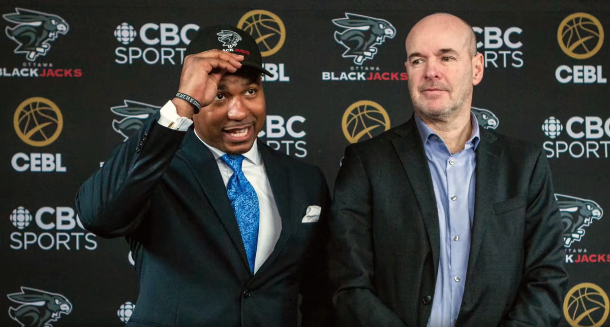 ottawa blackjacks select osvaldo jeanty as first ever head coach