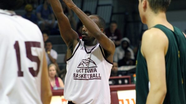Ottawa Gee-Gees get past Vermont Catamounts for second straight victory over NCAA team