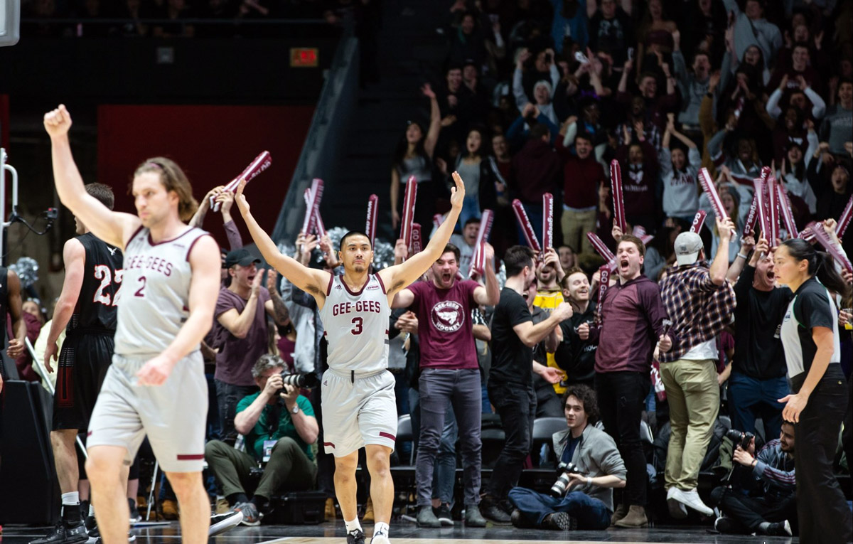 Ottawa Gee-Gees halt Carleton Ravens perfect season with memorable Capital Hoops Classic Win