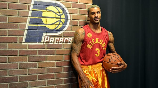 Pacers Honour Indiana 'Hoosiers' 30Th Anniversary With Hickory