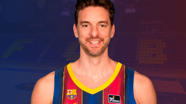 Pau Gasol's Dreams Of Returning To The Hardwood Take Him Home