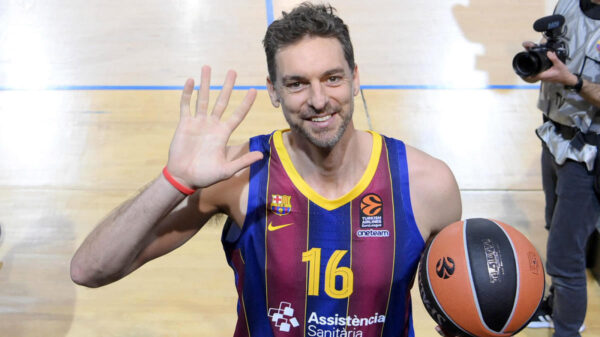 Pau Gasol Says Goodbye As One Of The Greatest In The International Game