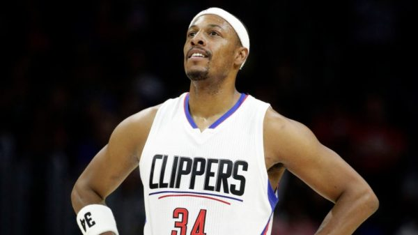 Paul Pierce Clippers NBA