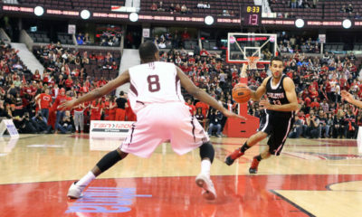 Philip Scrubb Johnny Berhanemeskel Carleton Ravens Vs Ottawa Gee Gees By The Numbers