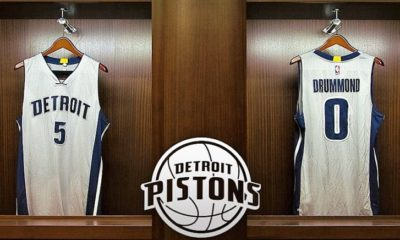Pistons Pimp Their Line With 'Detroit Chrome'