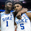 R.J. Barrett, Zion Williamson make All-America First Team