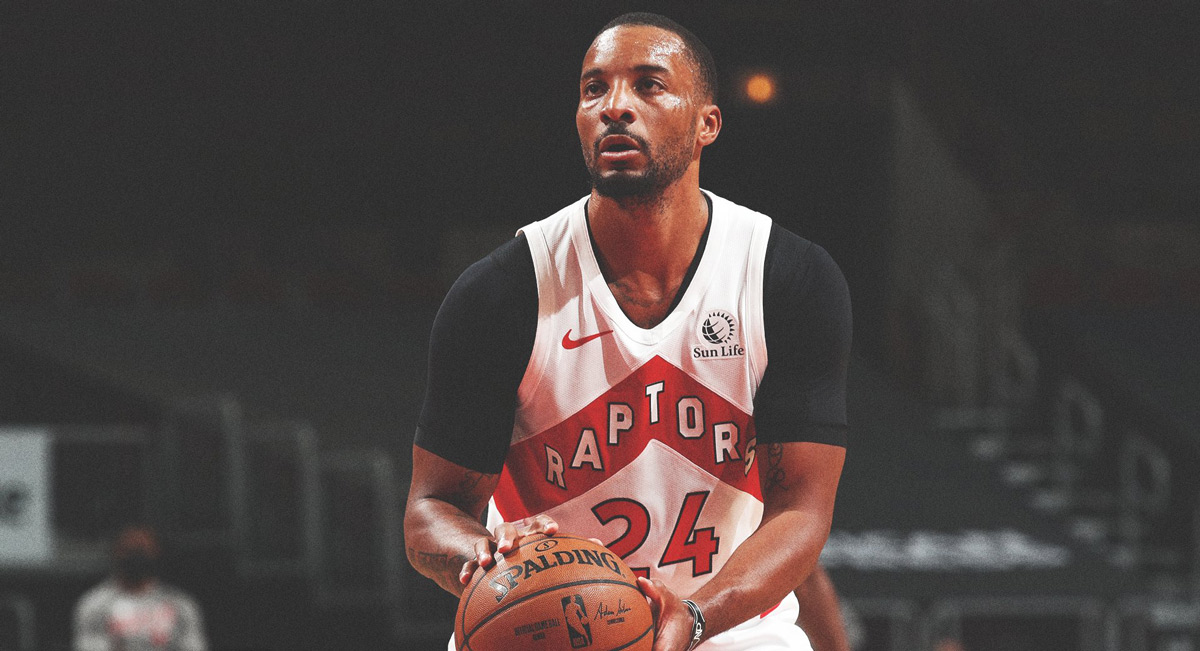 Raptors Guard Norman Powell Taking Game To New Heights