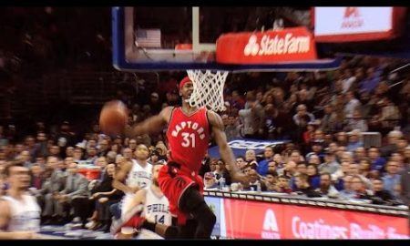 Raptors' Terrence Ross Delivers Amazing Windmill