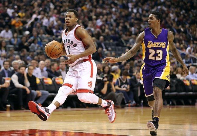 Raptors Turn Lakers Upside Down In The 6