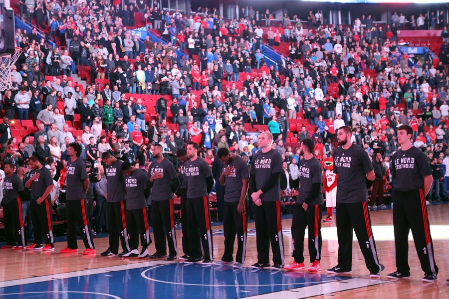 Raptors versus Knicks in Montreal - Much more than a Game!