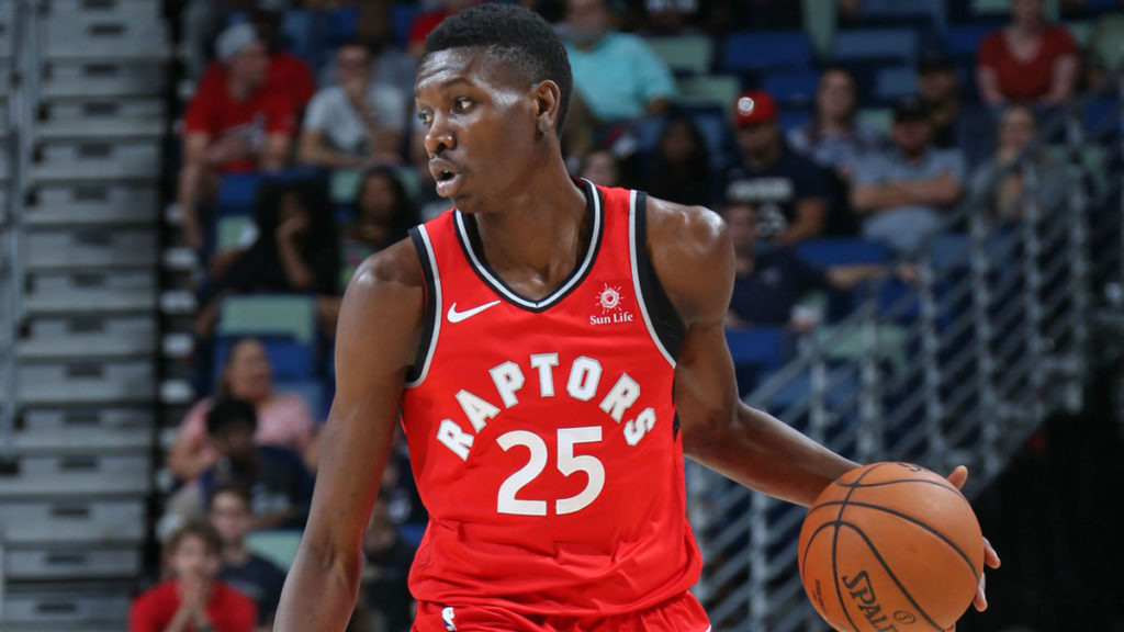 Record Number Of Canadians 2019 NBA Summer League