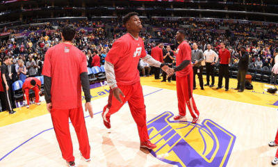 Reports Have Jimmy Butler Wanting To Serve A Year In Los Angeles