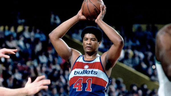 Rest Easy Wes Unseld The Unsung G O A T