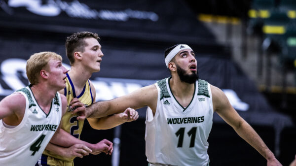 Richmond BC Fardaws Aimaq First Canadian To Lead NCAA Basketball In Rebounds Per Game