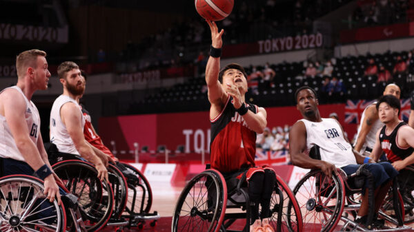 Rising Above Great Britain Host Japan Head To Paralympic Basketball Finals