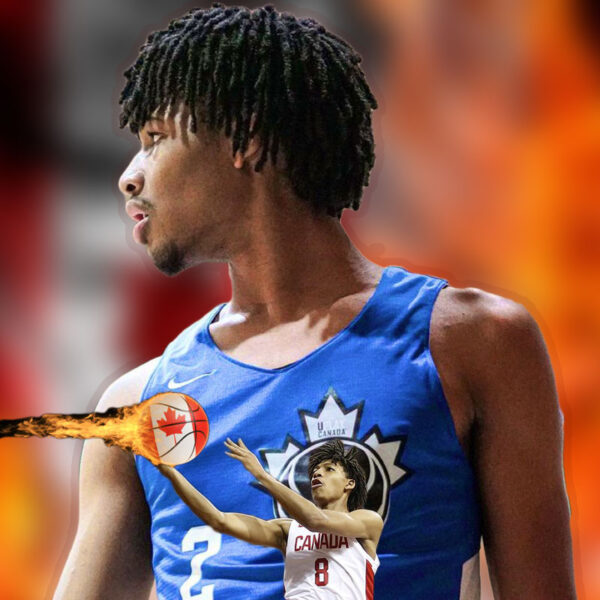 Rising Canadian Basketball Star Shaedon Sharpe Blowing Up The Spot