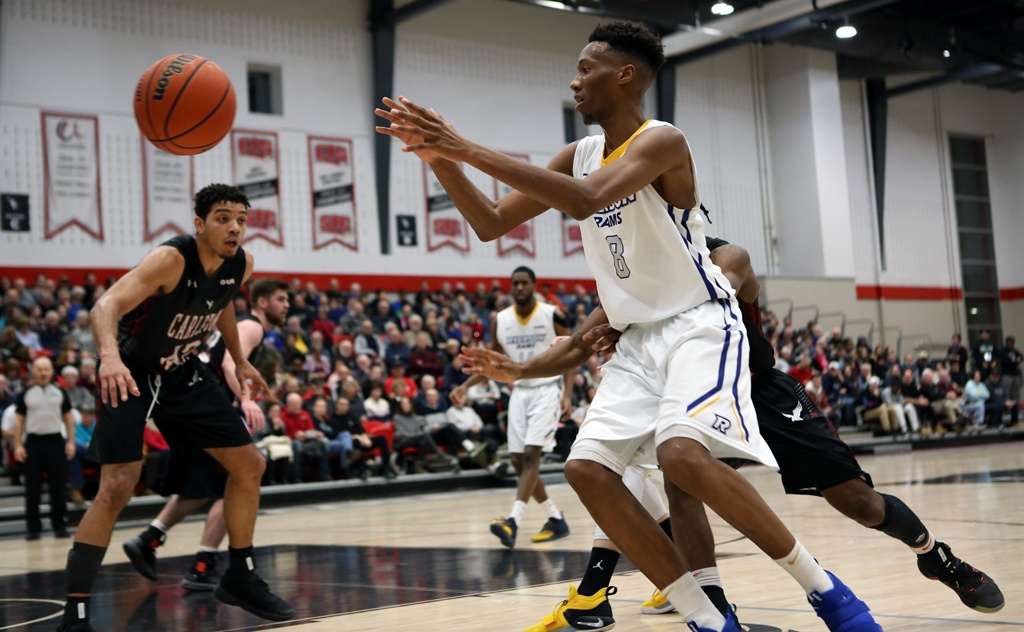 Rivalry Intensifies Ryerson Rams End Carleton Ravens Perfect Season