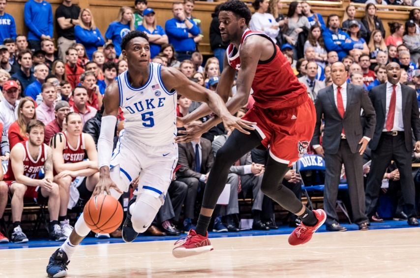 Rj Barrett First Canadian To Record Ncaa Triple Double