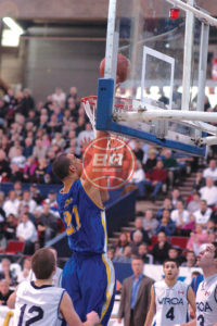 Robert Sacre Center Of Attention I Got Next Basketballbuzz Magazine 2006