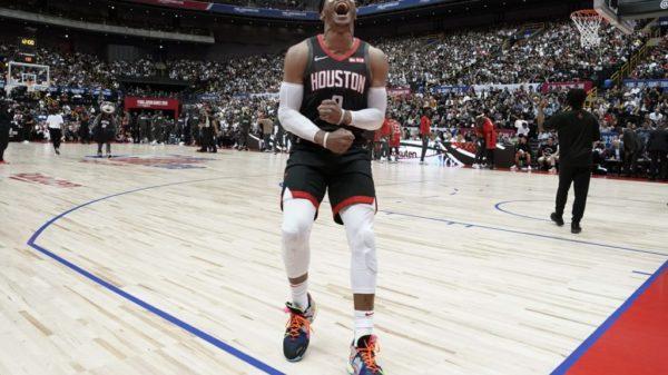 Rockets and Raptors Win Big in NBA Japan 2019