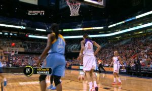 Rookie Brittney Griner Becomes First WNBA Player To  Dunk Twice in WNBA Game (VIDEO)
