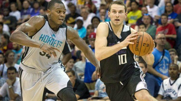 Rookie Nik Stauskas helps lead Kings to 2014 NBA Summer League Title