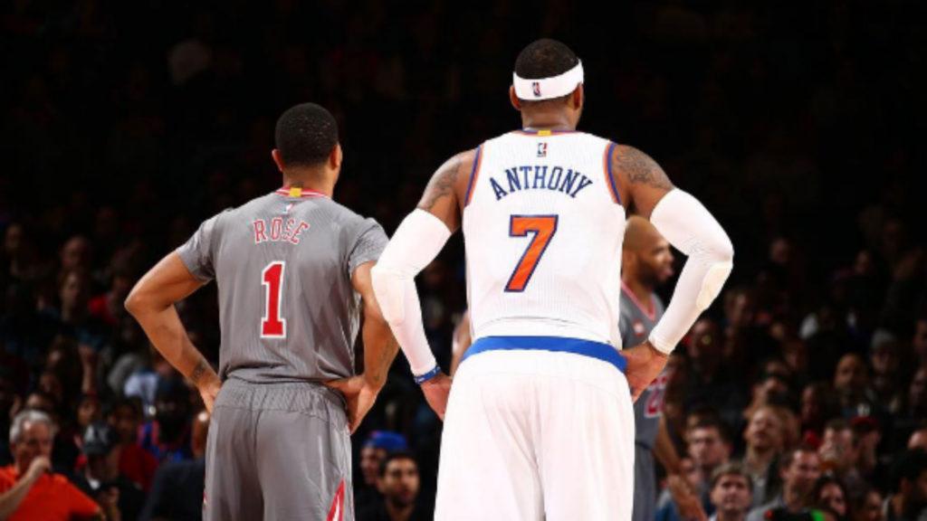 Rose Enters New York's Concrete Jungle For New Knicks Empire