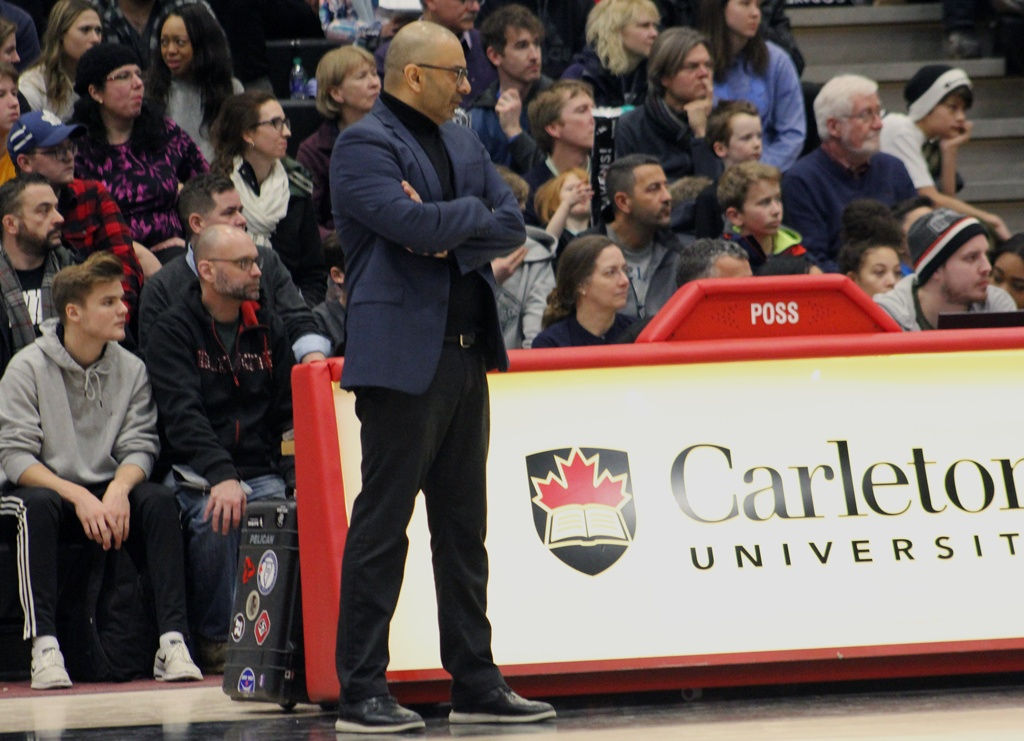 Roy Rana Rivalry Intensifies Ryerson Rams End Carleton Ravens Perfect Season