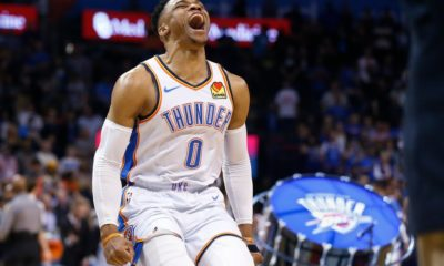 Russell Westbrook Tribute to Nipsey Hussle