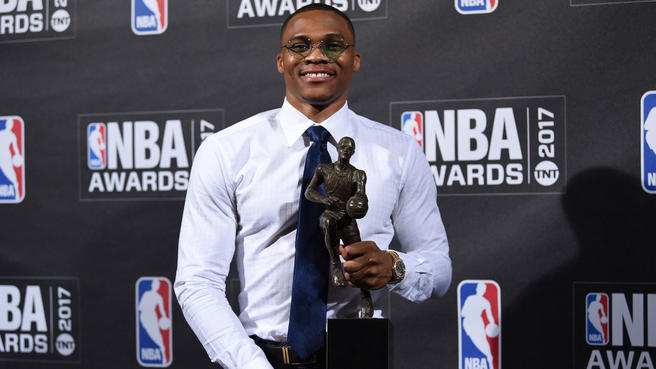 Russell Westbrook Is The Real 2017 Mvp…And Why Not?