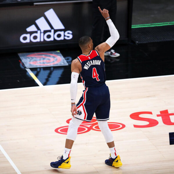 Russell Westbrook Overcomes Oscar Robertson All-Time Triple Double Record With 182