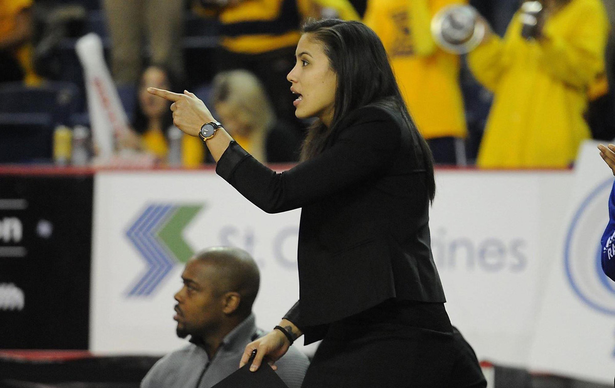 Ryerson Assistant Jessica Roque Leaves To Head Waterloo Women Program