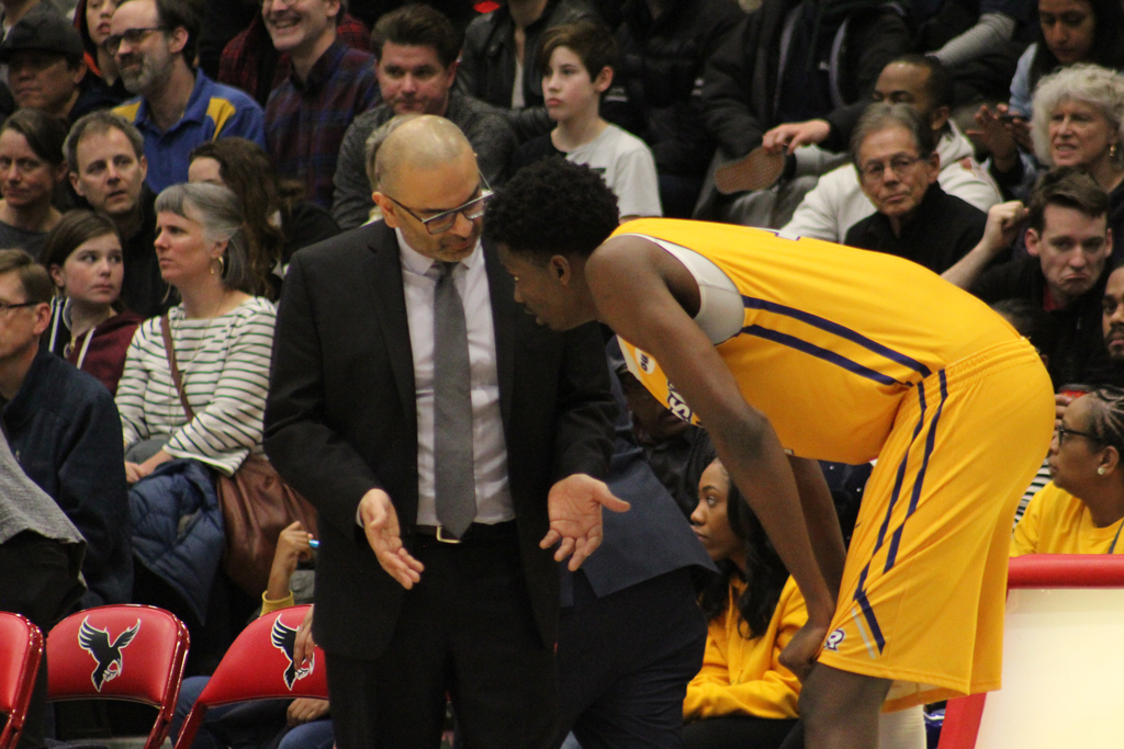 Ryerson Rams' 7 Footer Tanor Ngom Declares For NBA Draft